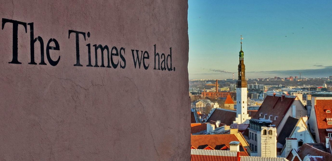 Tallinn – pomysł na sylwestra?