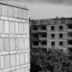 Lipniażka - opuszczone miasto na Ukrainie