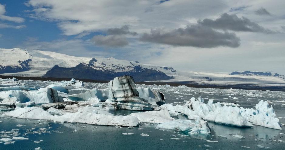 Islandia, czy Antarktyda? Wzdłuż brzegów Jökulsárlón i Fjallsárlón