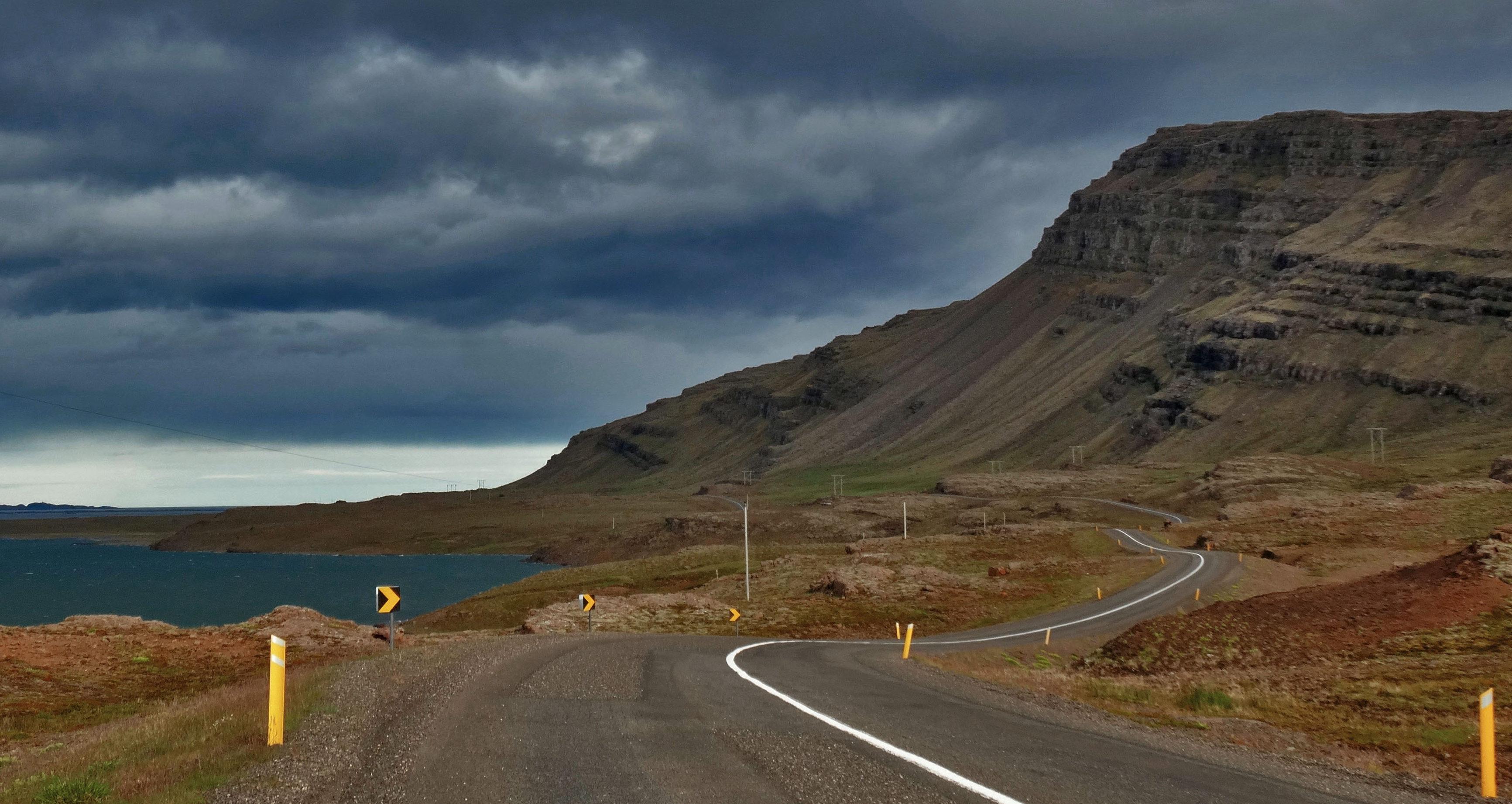 Przez dziewicze fiordy i przełęcz Oxi