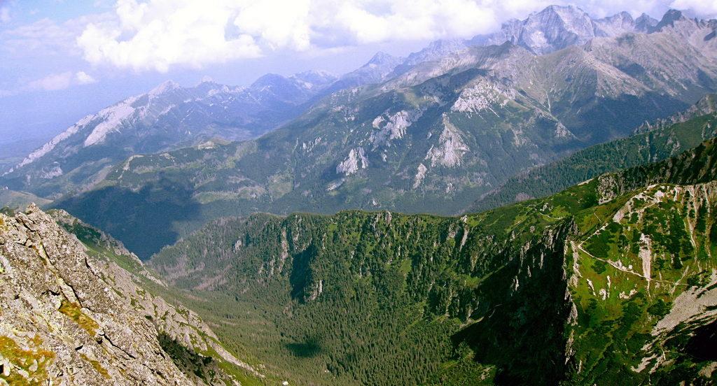 Tatry – Orla Perć od Granatów do Koziego Wierchu
