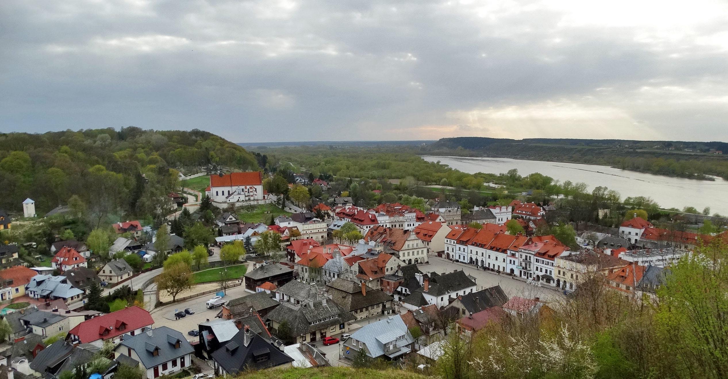 Kazimierz Dolny – kraina lessowych wąwozów