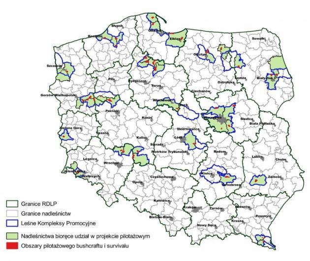 Nocowanie w namiocie na dziko w Polsce
