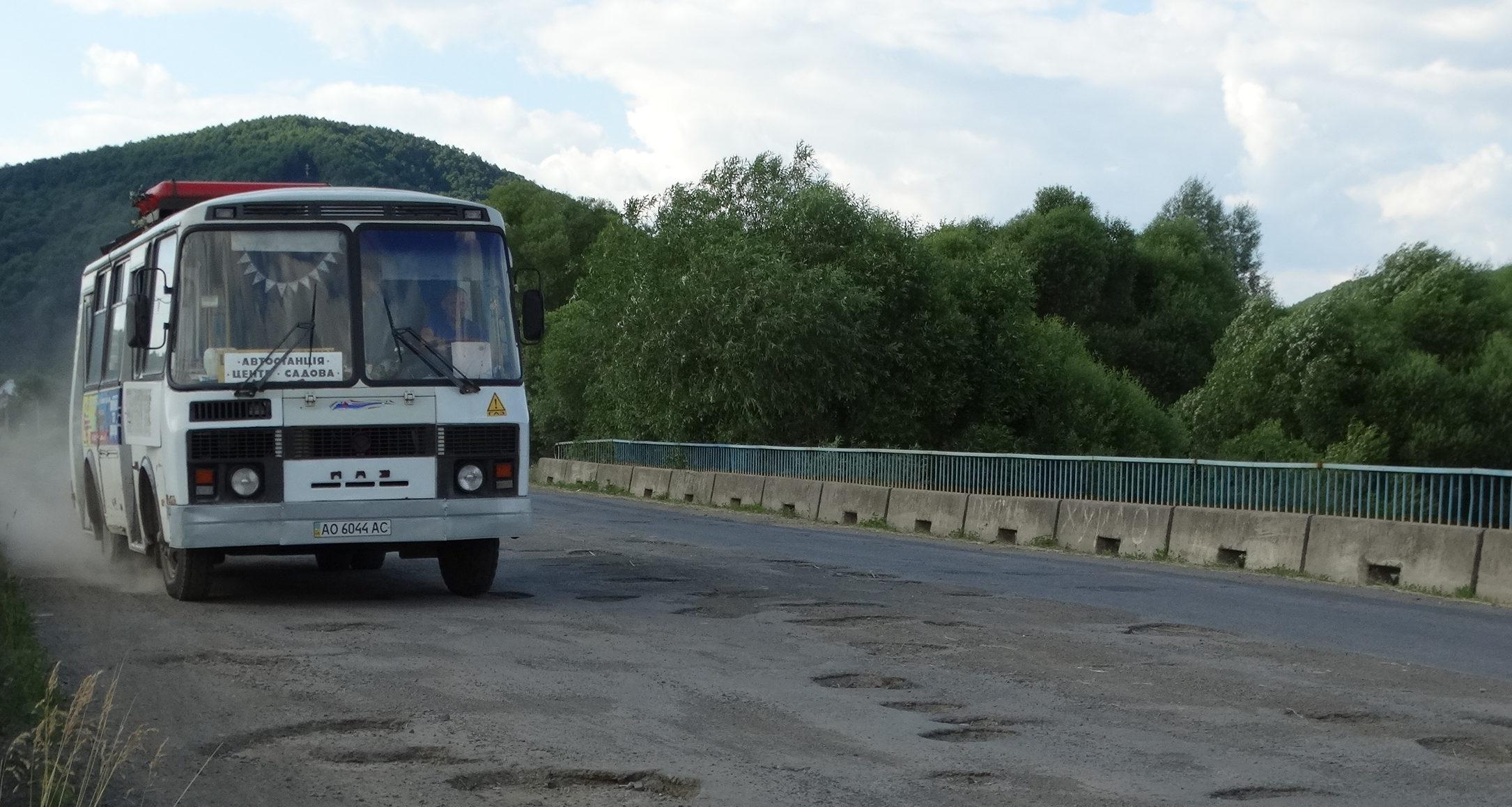 Ukraińskie drogi – czy naprawdę jest tak źle? Cała prawda.