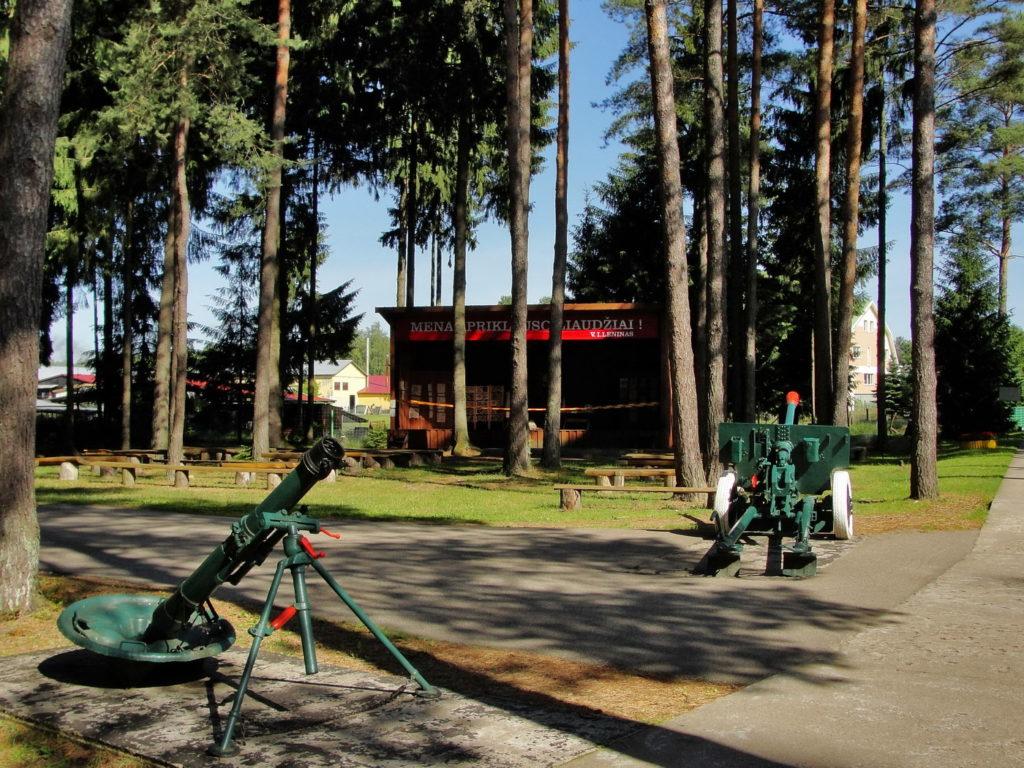 Park Grutas, skansen komunizmu. Druskienniki