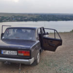 W drodze Ładą do Donbasu, czyli kopcące fabryki, historyczne pomniki Lenina i... urwany tłumik. Jaką Ukrainę widać z drogi?