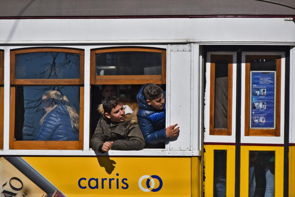 Tramwaje w Lizbonie, linia 28.