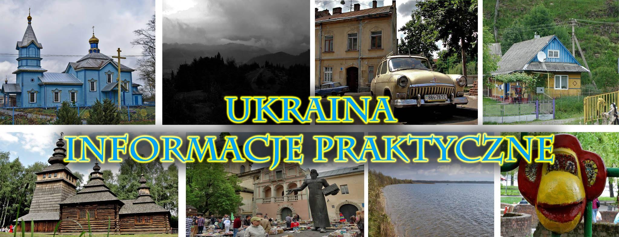 Ukraina na własną rękę – uniwersalny poradnik praktyczny