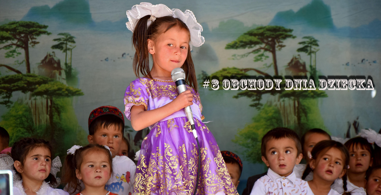 SAKWA PEŁNA KREDEK #8: Obchody dnia dziecka w pamirskiej szkole