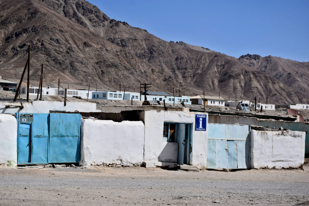 Pamir Highway, Murgob informacja turystyczna