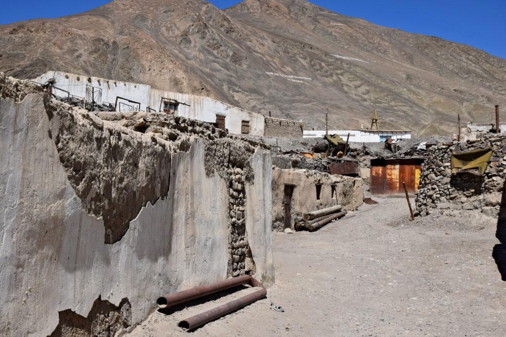 Pamir Highway, Murgob