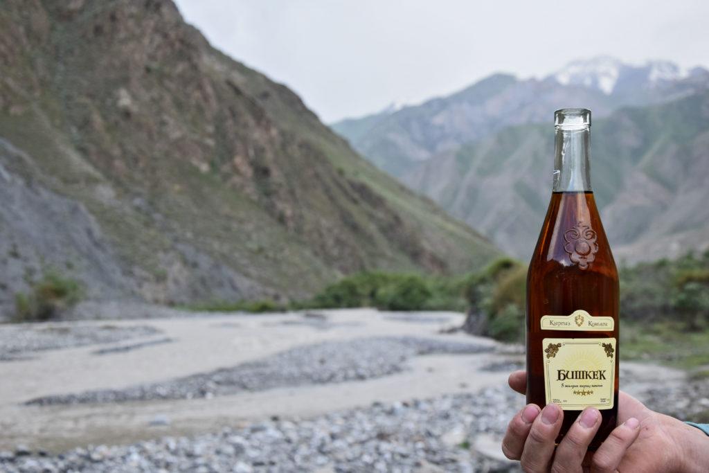 Koniak Biszkek Kirgistan