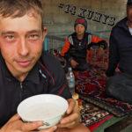 SAKWA PEŁNA KREDEK #14 Witamy w Kirgistanie. Próbujemy Kumys