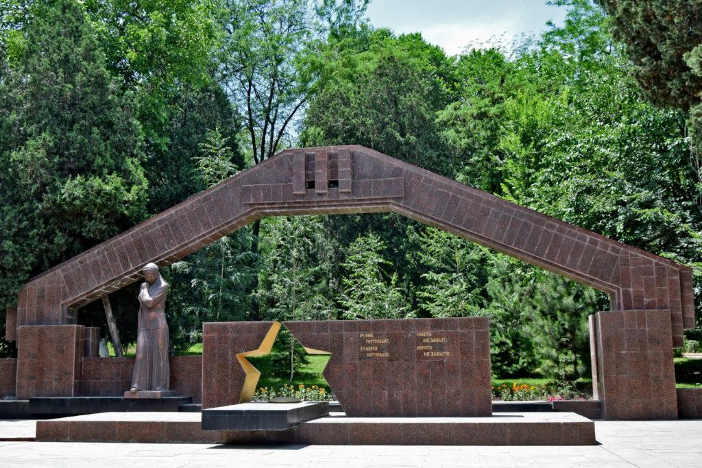 Osz radziecki pomnik