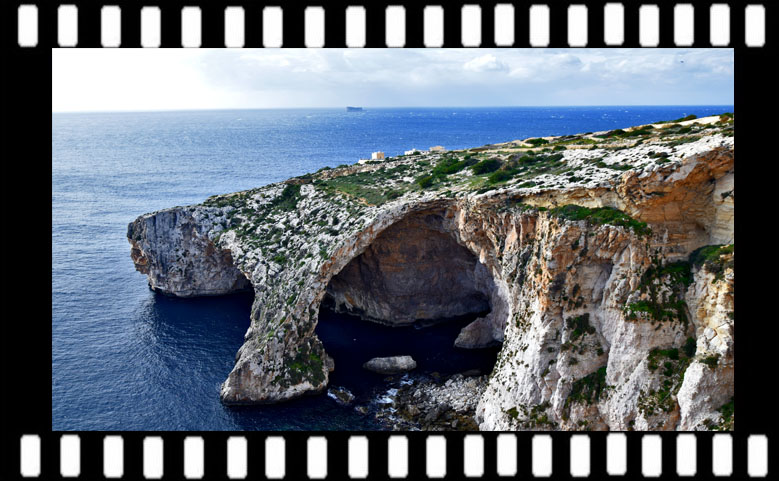 Wśród bajecznych klifów i zatok, czyli jak wygląda zima na Malcie [VLOG]