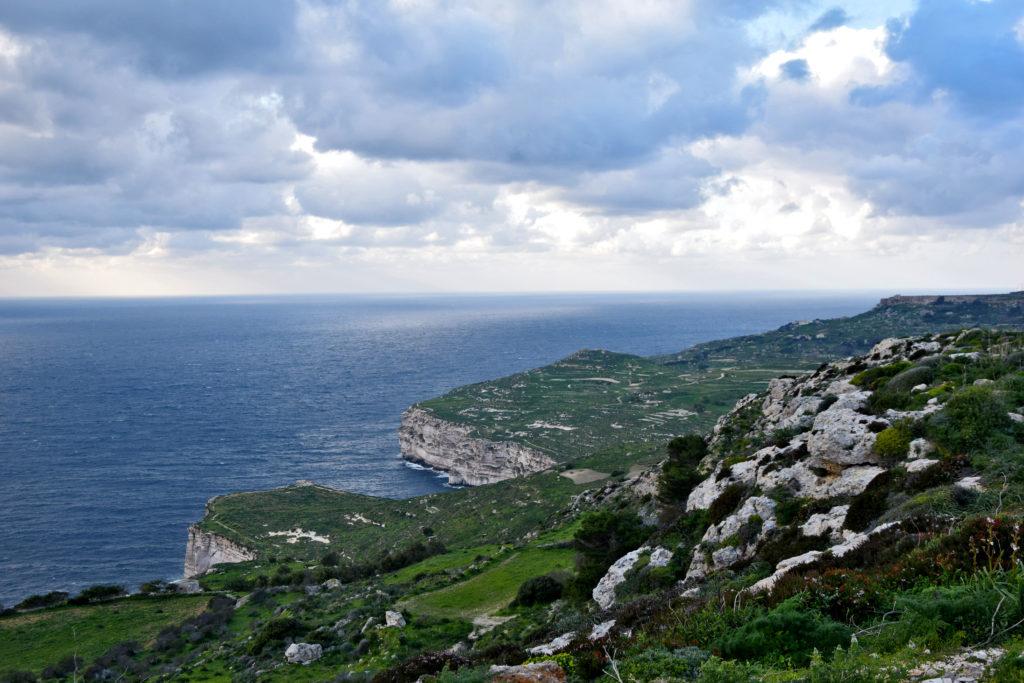 Klify Dingli Malta