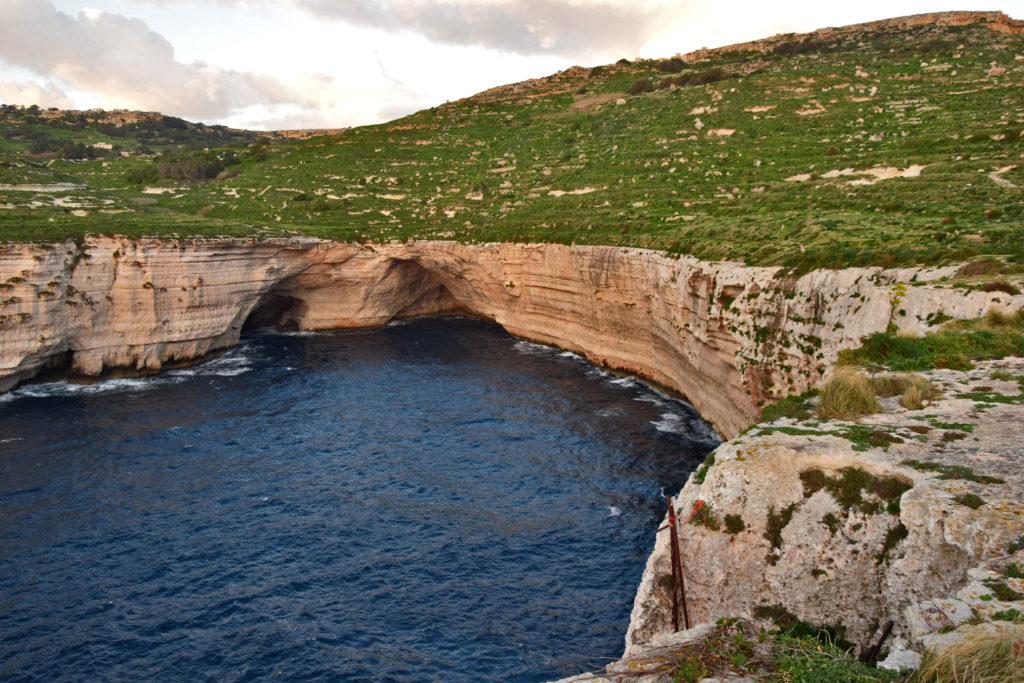 Klify Dingli Malta atrakcje