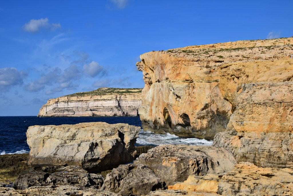 Malta, Gozo - Azure Window. Najpiękniejsze miejsca i atrakcje