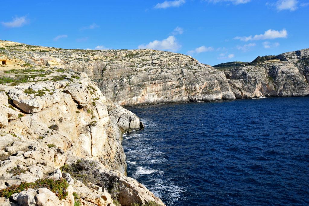 Malta, Gozo - zatoka dwejra. Najpiękniejsze miejsca i atrakcje