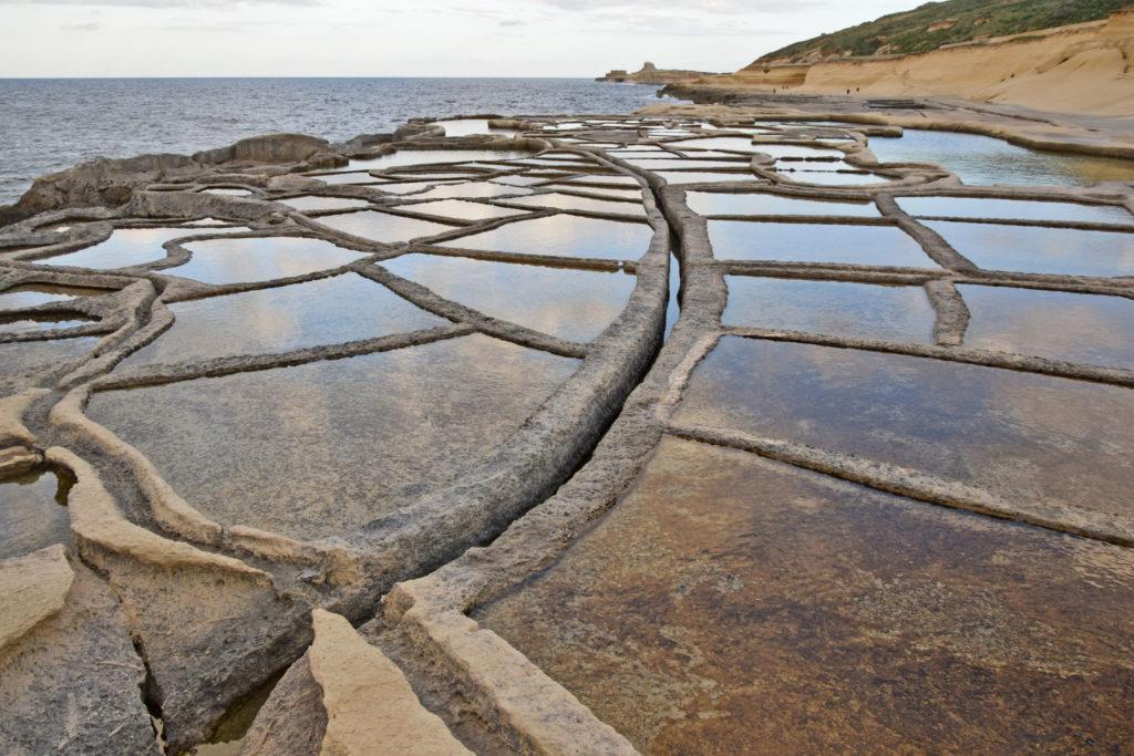 Gozo, Malta - panwie solne