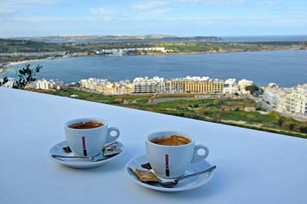 Kawa na Malcie - Melieha.