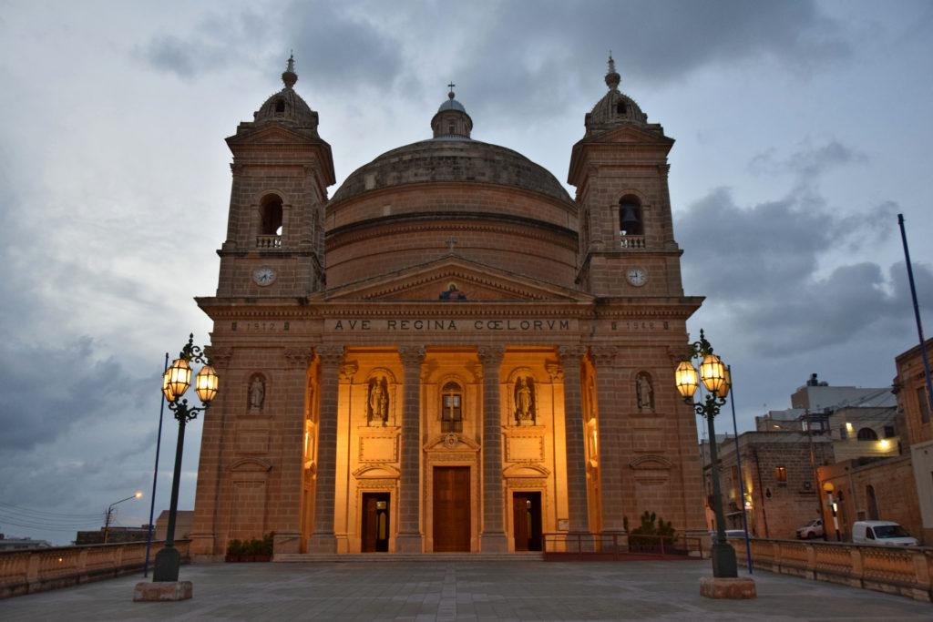 Malta kościół zabytkowy, Floriana