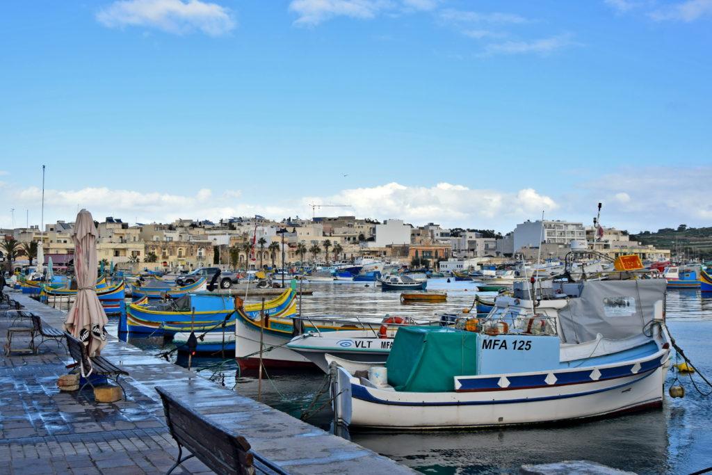 Malta, - Masaxlokk Najpiękniejsze miejsca i atrakcje