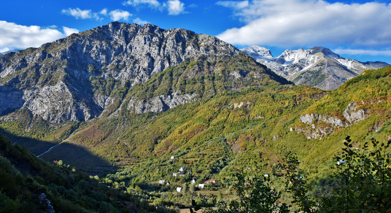 Na albańskim końcu świata