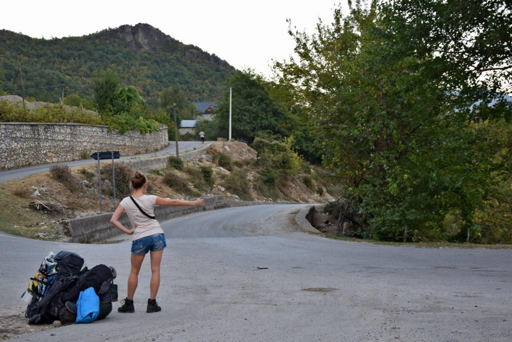 Góry Przeklęte Bajram Curri