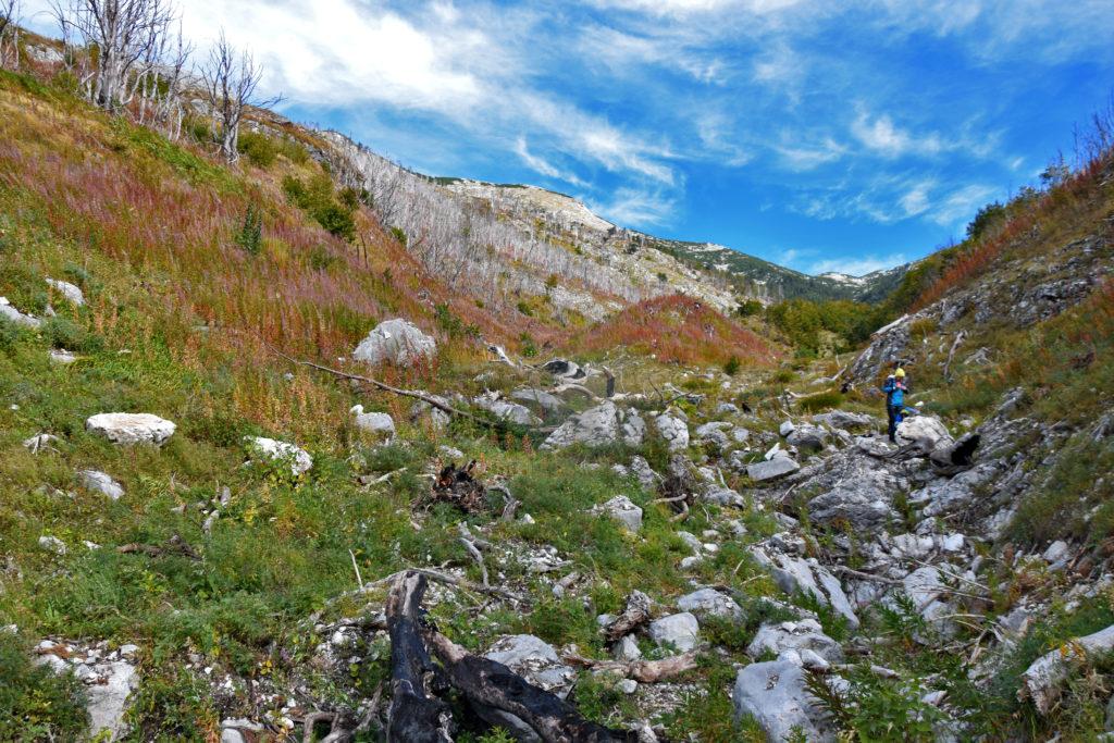 Góry Przeklęte, Albania. Trekking