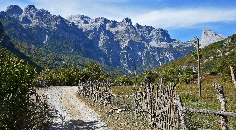 Albania, Góry Przeklęte – informacje praktyczne