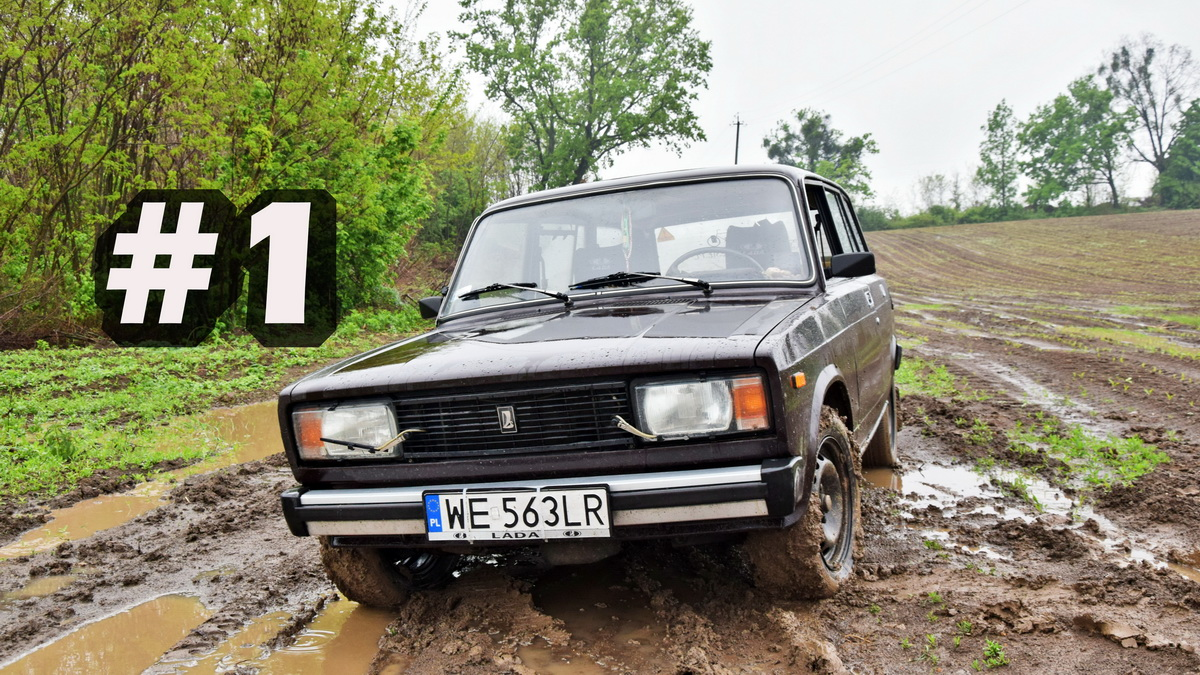 #1 Pierwsze kroki na Ukrainie [vlog]