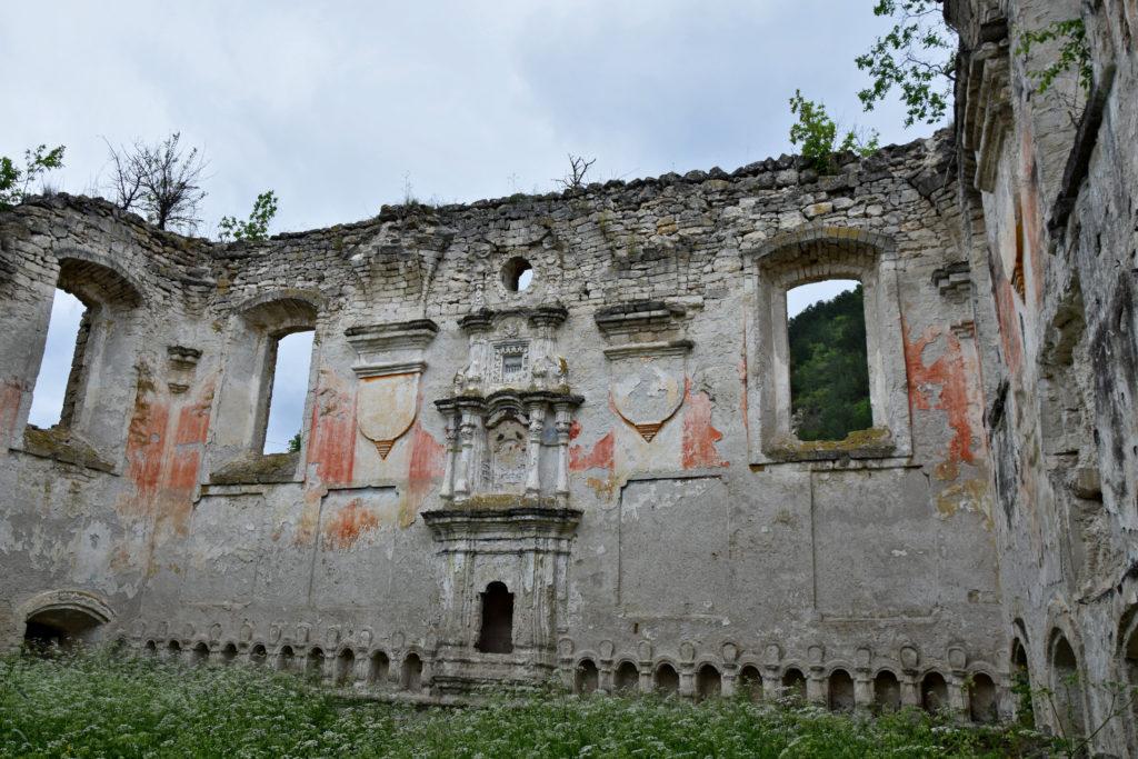 Naddniestrze, Republika Naddniestrza - Raszków, ruiny synagogi.