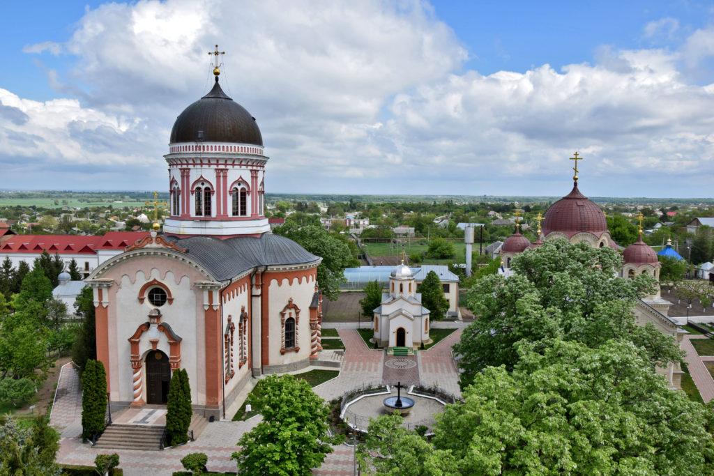 Naddniestrze, Republika Naddniestrza - Kickany, cerkiew Nowy Neamt.