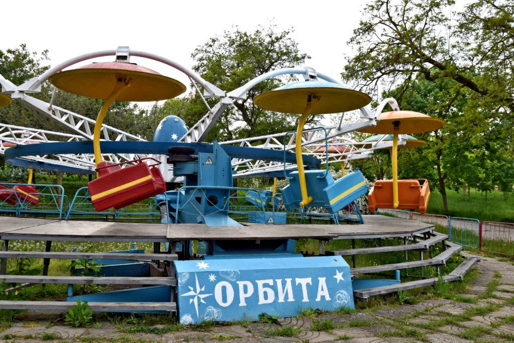 Naddniestrze, Republika Naddniestrza - Bendery - najznamienitsza atrakcja tutejszego wesołego miasteczka.
