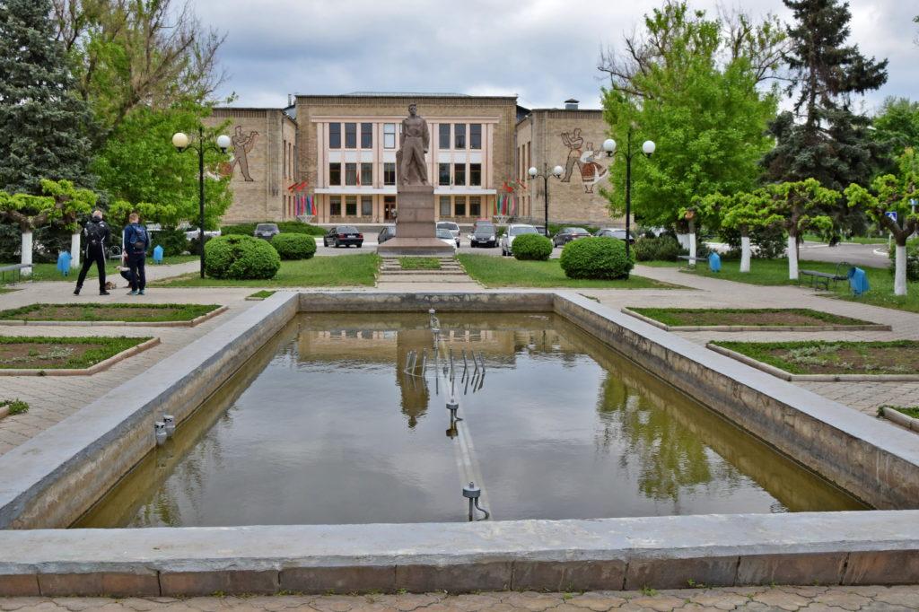 Naddniestrze, Republika Naddniestrza - Dom Kultury w Benderach.