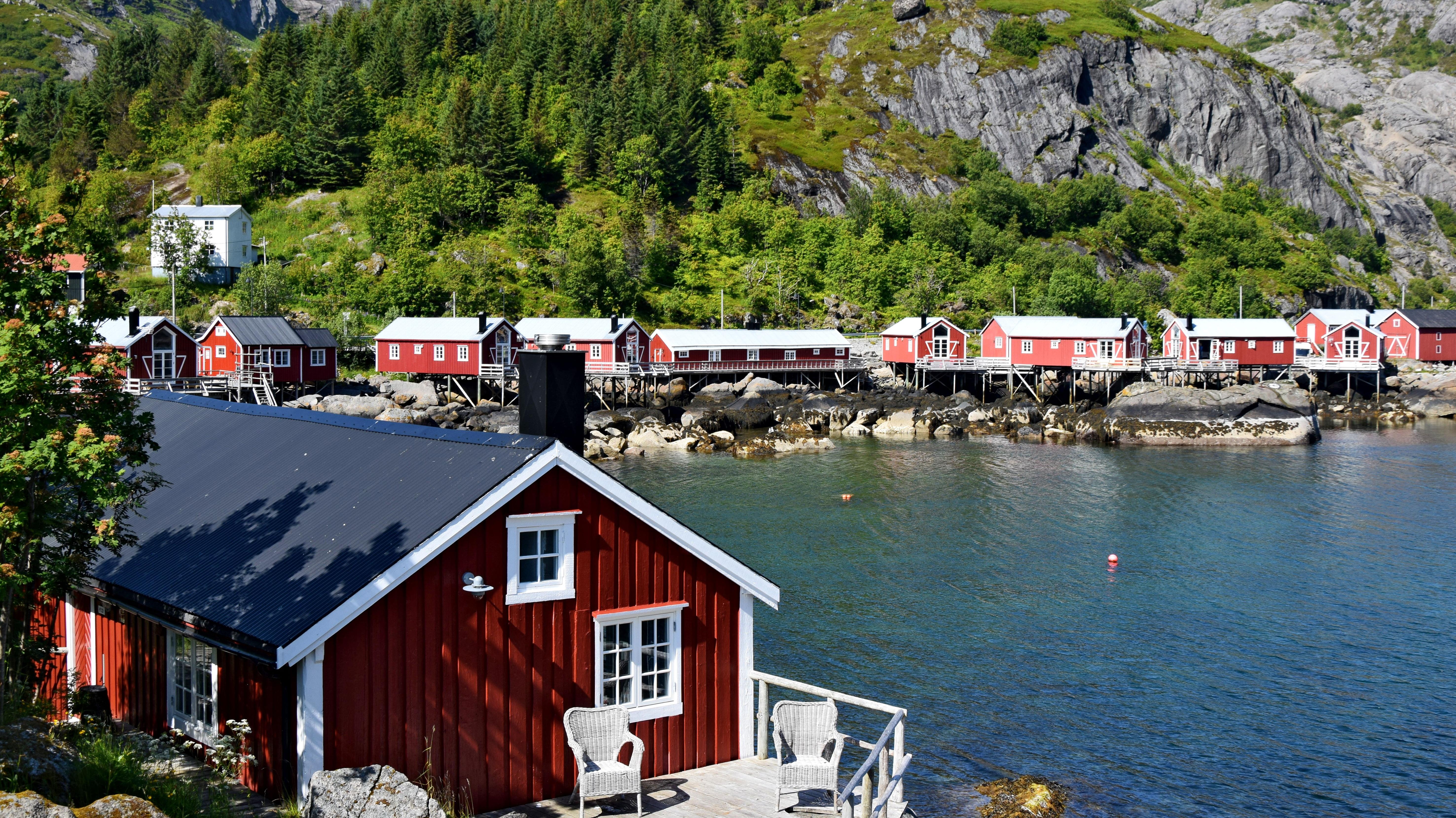 Nusfjord – tradycyjne Lofoty w pigułce