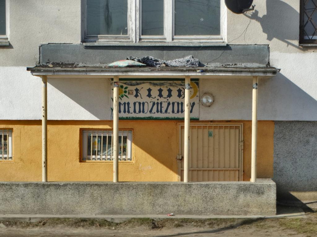 Warszawa, opuszczone osiedle Dudziarska. Olszynka Grochowska