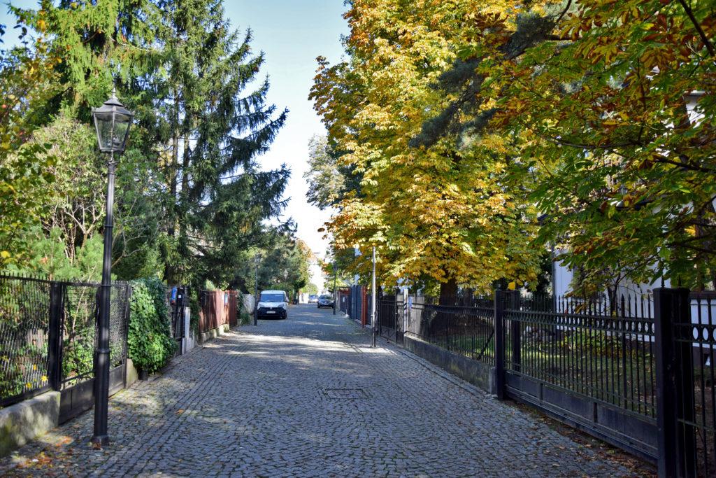Warszawa, ulica Płatnicza
