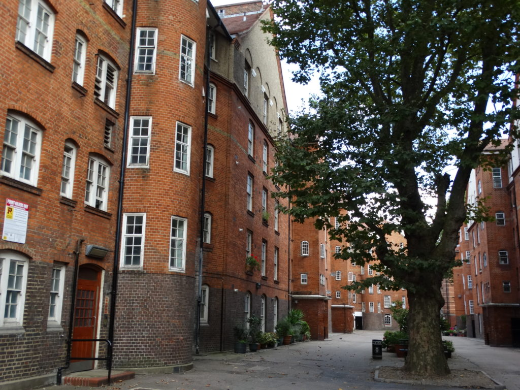 Shoreditch - nietypowe miejsca w Londynie