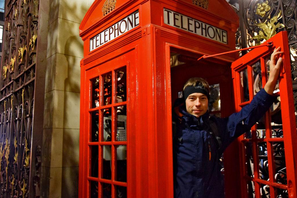 Londyn, foto: Dawid Białowąs
