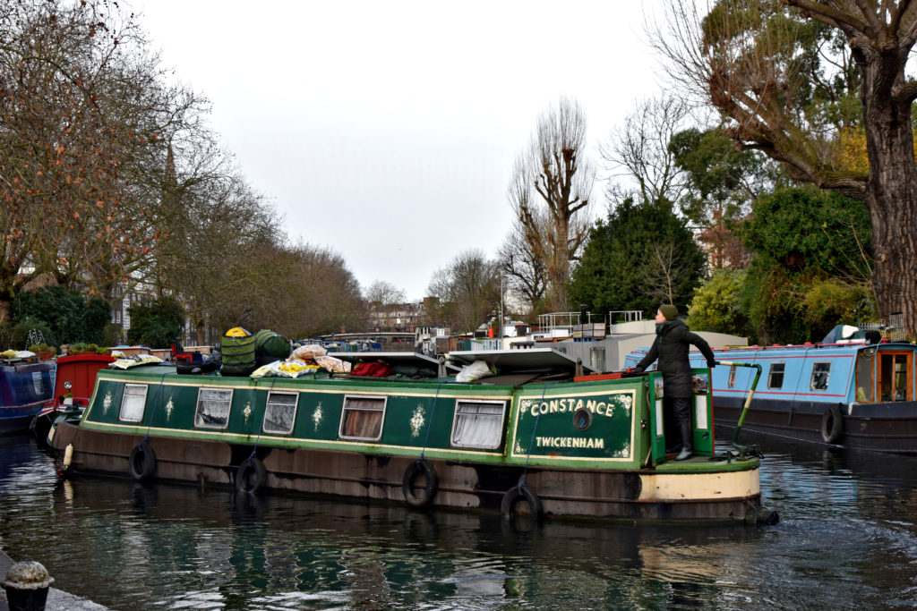 Little Venice - nietypowe miejsca w Londynie