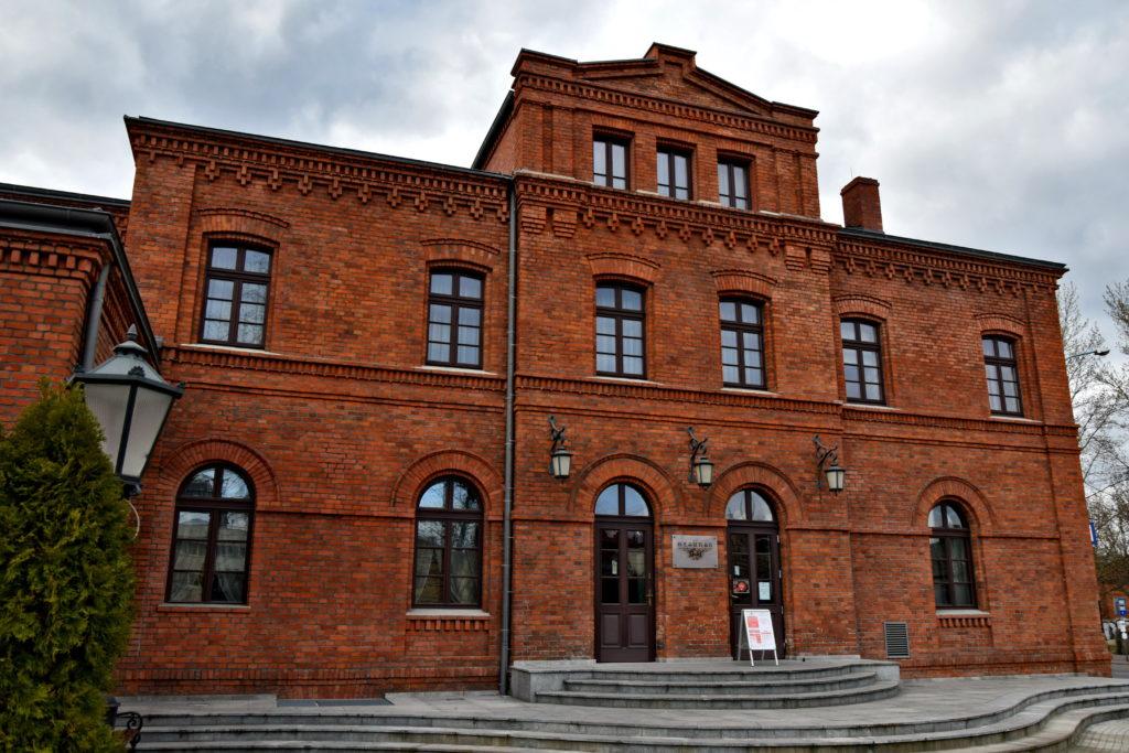 Żyrardów rewitalizacja, Resursa - centrum kultury i rozrywki z 1870 roku.