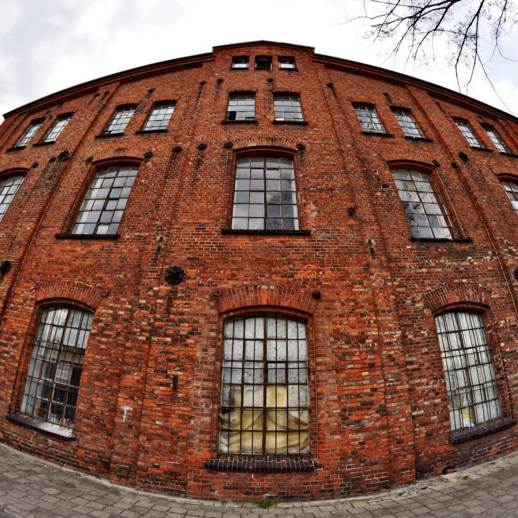 Żyrardów, opuszczone, zapomniane miejsca. Stara fabryka.