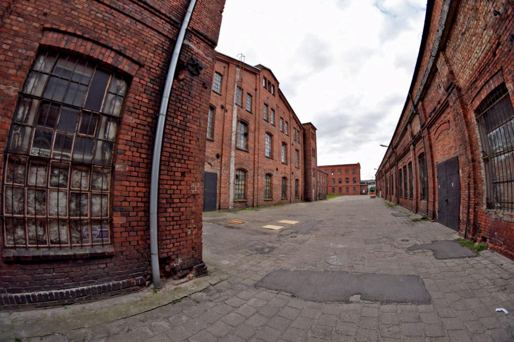 Żyrardów, opuszczone, zapomniane miejsca. Stara fabryka.  Muzeum Lniarstwa