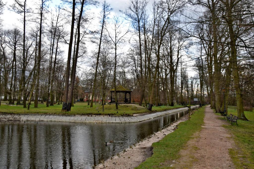 Żyrardów, Park Dittricha - miejsce rekreacji i wypoczynku dla żyrardowian.