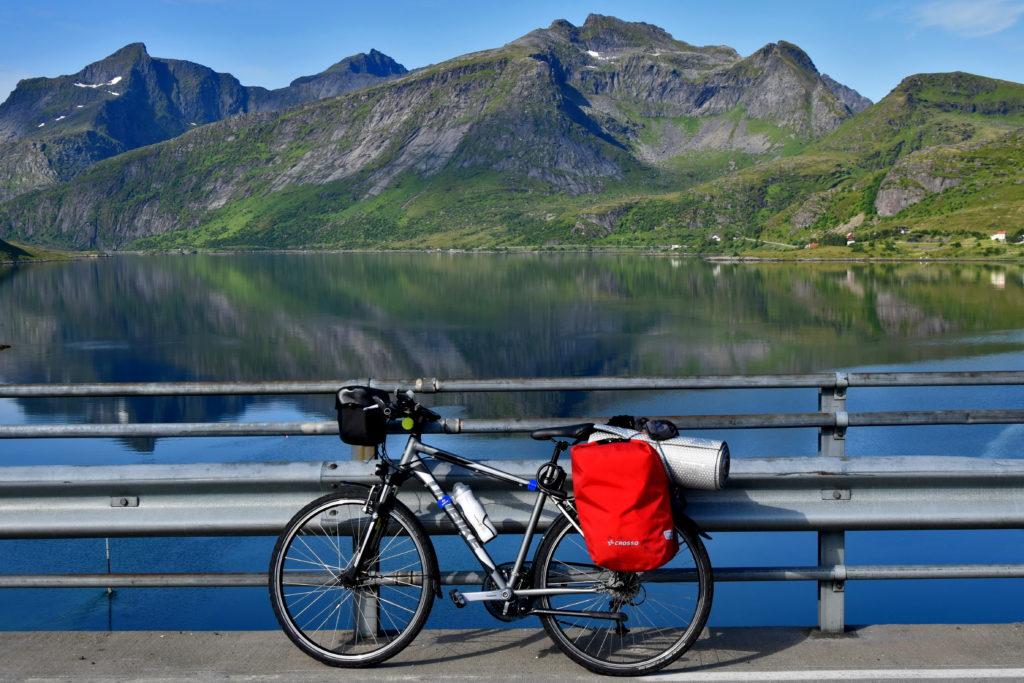 Norwegia - wyprawa rowerowa.