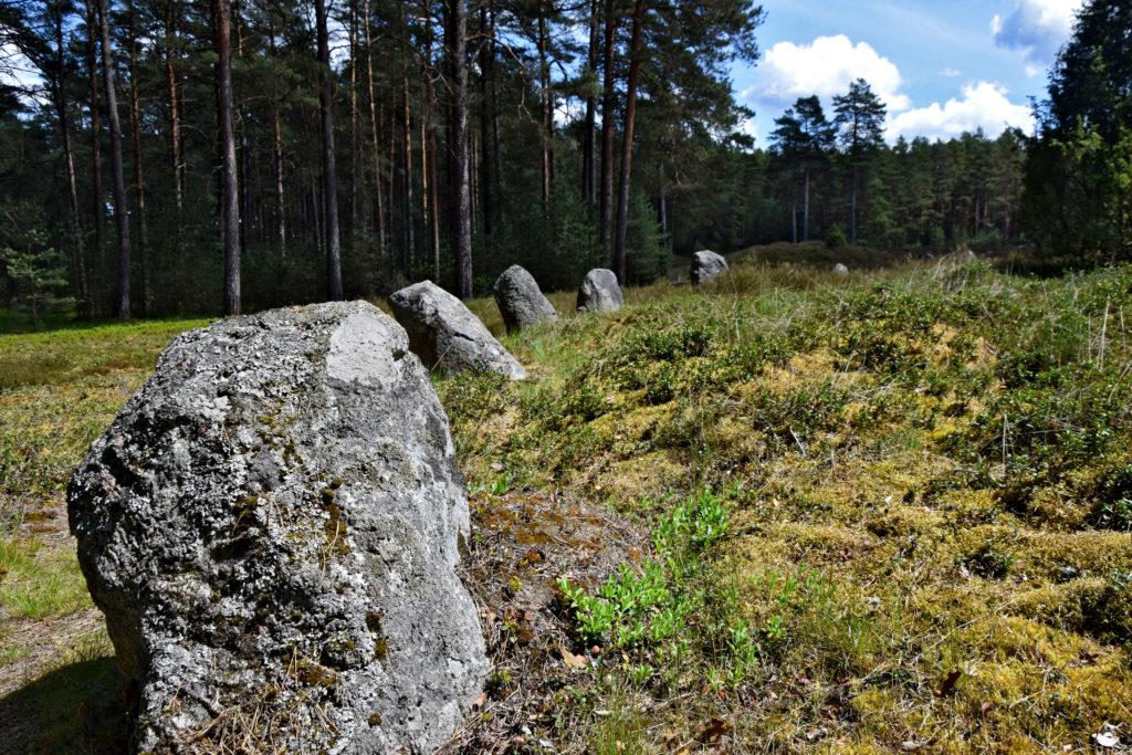 Odry - kamienne kręgi, kaszuby