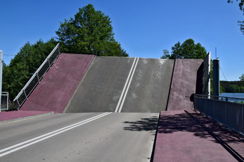 Małe Swornegacie - most zwodzony