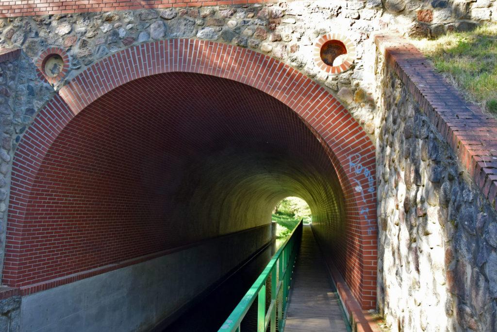 Fojutowo - Akwedukt, Wielki Kanał Brdy